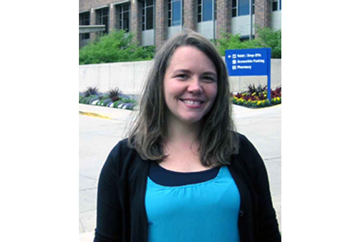 GRETCHEN LEADS THE WAY AT ST. CLOUD HOSPITAL FOR OTHERS TO BE HIRED.