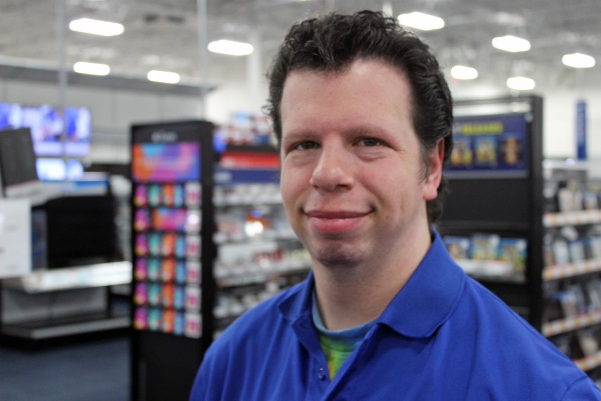 KEVIN FRANK IS A 'ROCK STAR' AT BEST BUY
