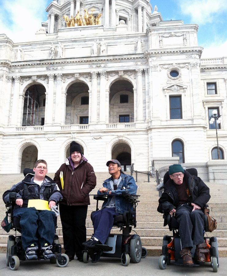 advocate for people with disabilities mn