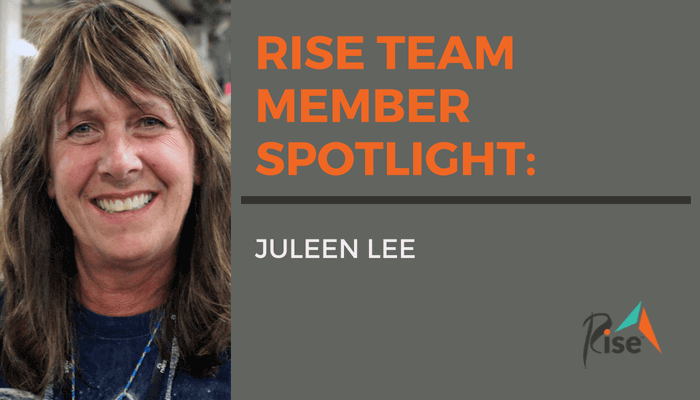 Team Member Spotlight: Juleen Lee