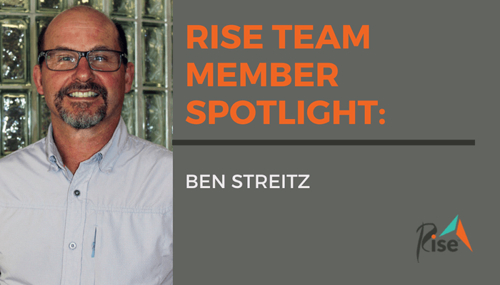 Team Member Spotlight: Ben Streitz
