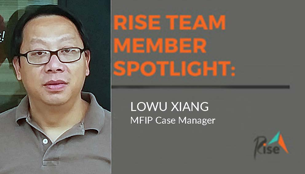 Team Member Spotlight: LoWu Xiang