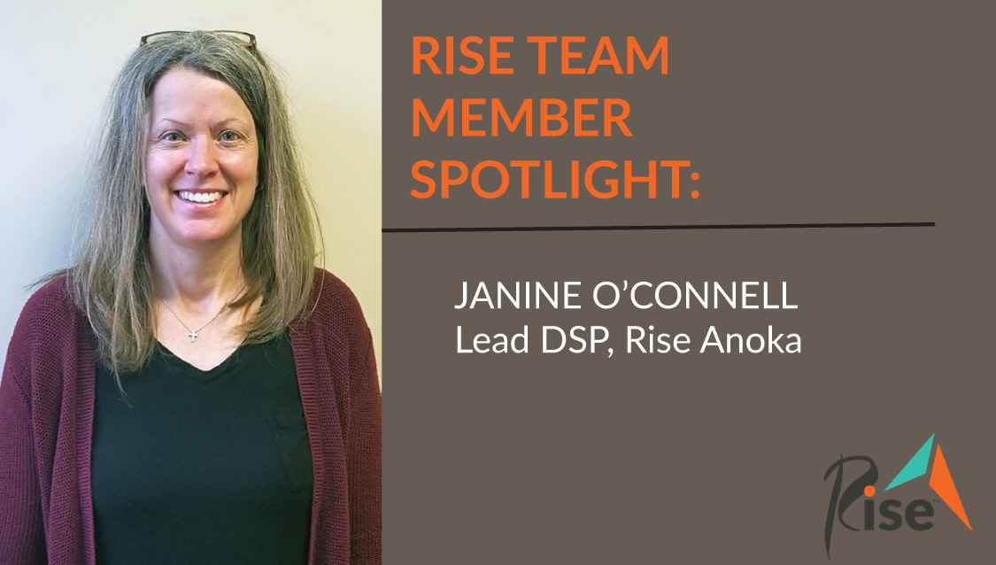 Team Member Spotlight: Janine O'Connell