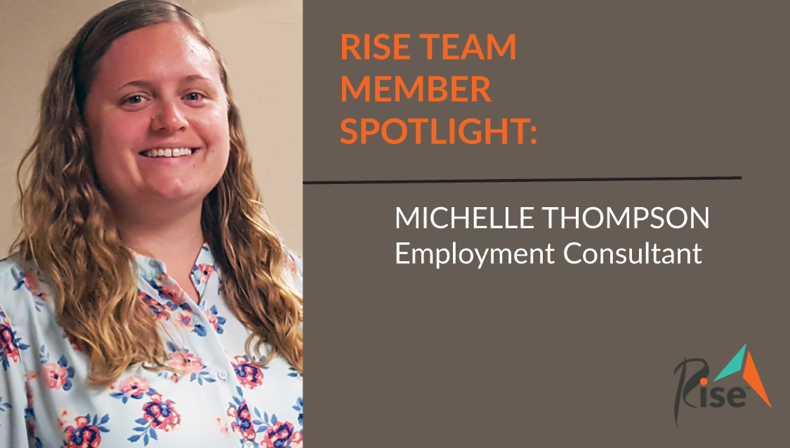 Team Member Spotlight: Michelle Thompson