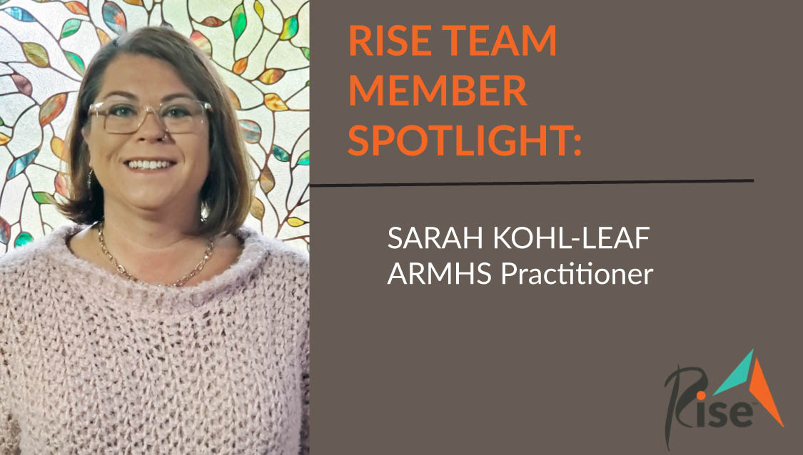 Sarah Team Member Spotlight