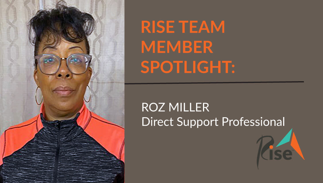 Team Member Spotlight on Roz Miller