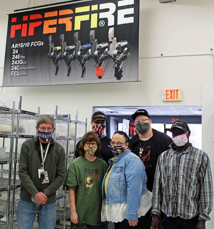 Rise Oakdale team provides HIPERFIRE with dependable, high-quality workmanship